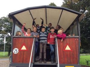 Klassenfahrt NRW Planwagen Reiterhog
