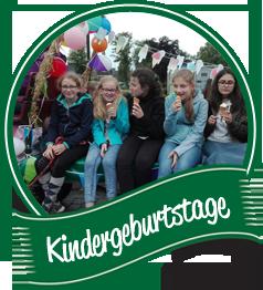 Kindergeburtstage auf dem Reiterhof in NRW Reitanlage Dümpenhof
