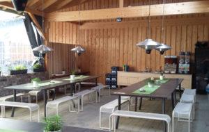 Reitanlage Dümpenhof Küche