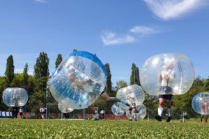 Bubble Football spielen