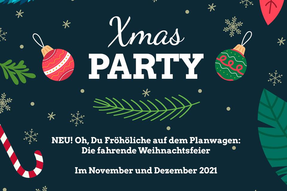 Weihnachtsfeier am Niederrhein
